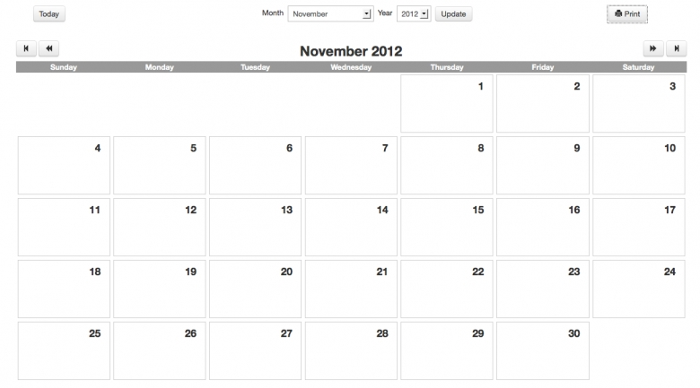 5 Best Images Of 2013 Printable Calendars For Teachers Free