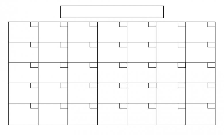 Calendar Printable Images Gallery Category Page 13 Printablee