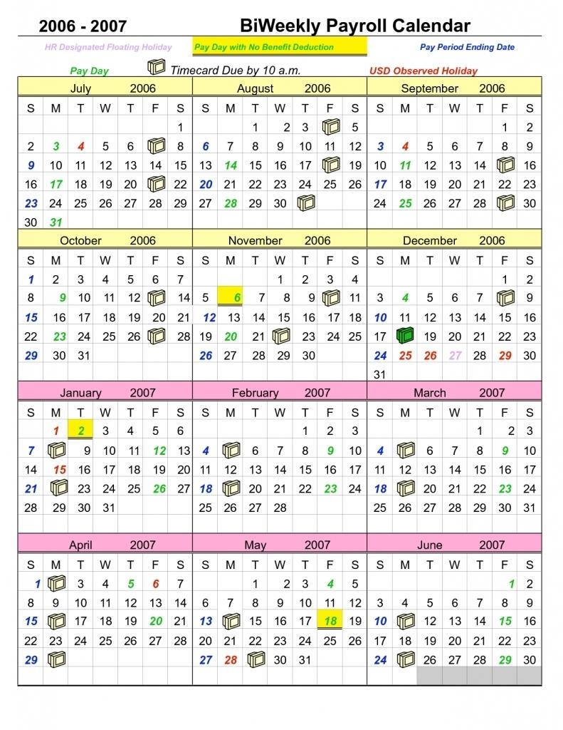 Opm Pay Period Calendar Calendar Image Base