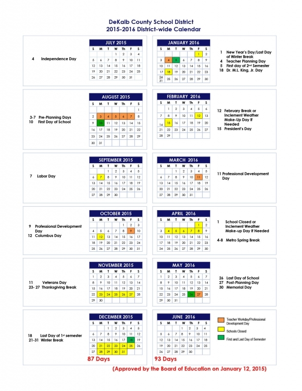 Updates From The Monday June 1 Board Meeting Dekalb School