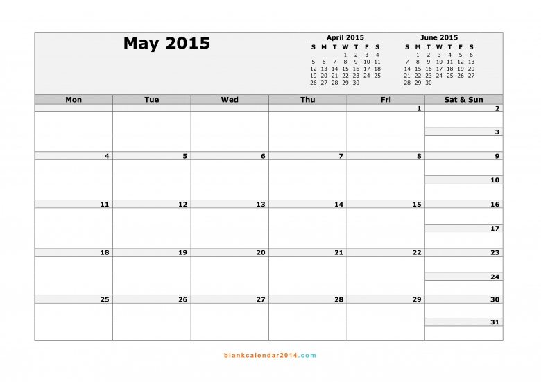 5 Best Images Of Month Of May Calendar Printable Free Large 89uj