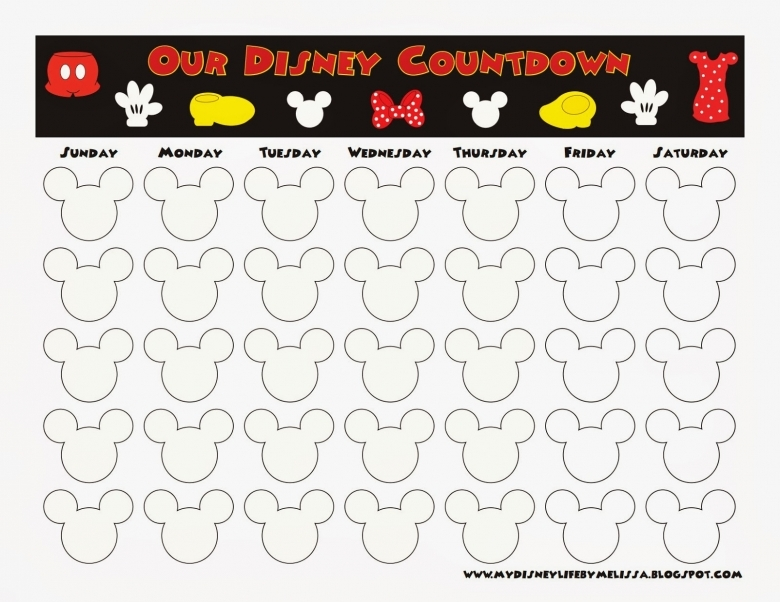Calendar Countdown3abry
