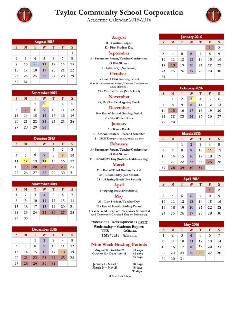 Howard County Public School Calendar Calendar Image Base3abry