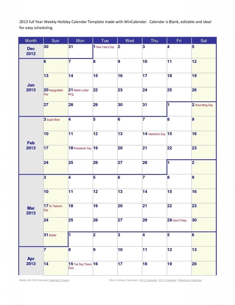 Printable 4 Month Calendar Printable Calendar Template 20163abry