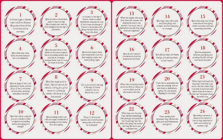 Sassy Style 20 Diy Advent Calendar Amp Activity Ideas3abry