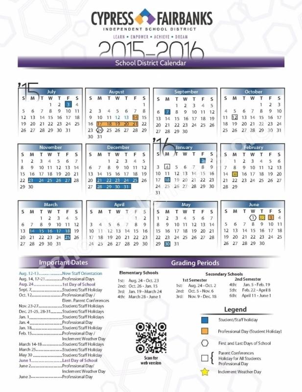 Ysleta Isd 2016 Calendar Calendar Printable 20163abry