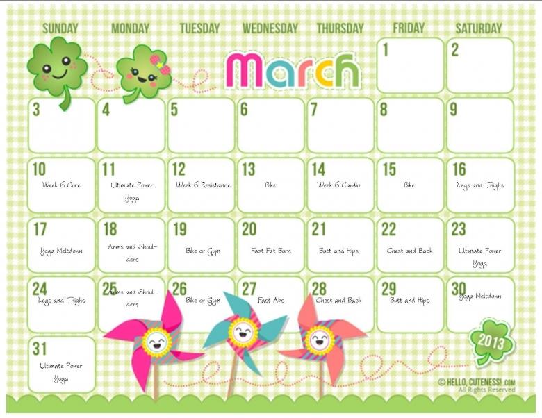 Calendar Templates Publisher : Publisher calendar understated free template