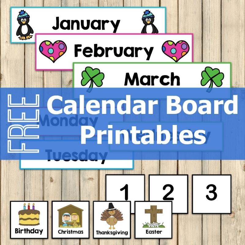 Printable Calendar Numbers 1-31 :-Free Calendar Template