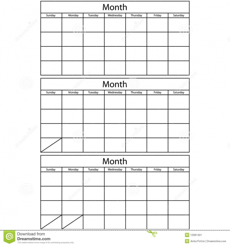 Best Photos Of 3 Month Calendar 2016 Printable 3 Month Calendar  Xjb