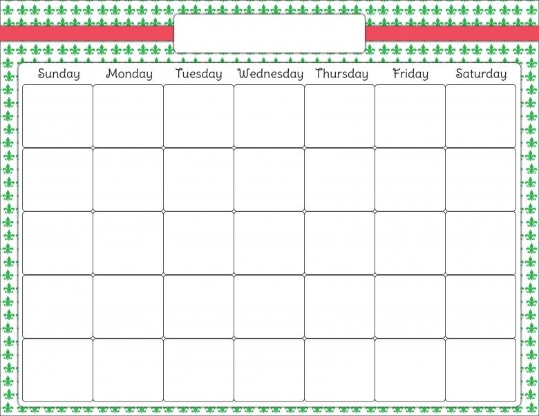 Blank Calendar Clip Art Sky Hd Wallpaper  xjb