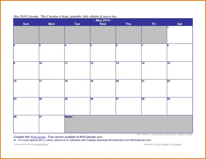 Free Editable Calendar54746646 Scope Of Work Template  xjb
