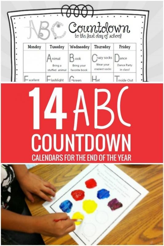 1000 Ideas About Countdown Calendar On Pinterest Christmas  xjb