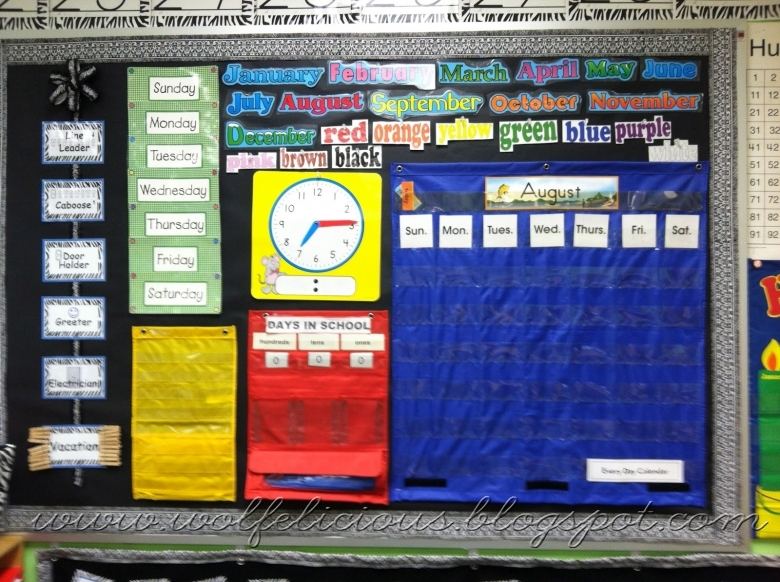 1000 Images About Calendar Bulletin Boards On Pinterest3abry