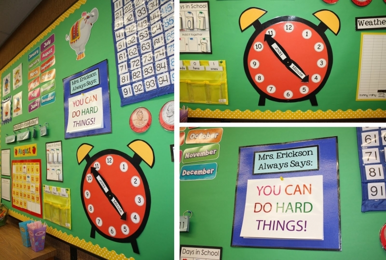 6 Best Images Of Pocket Chart Ideas For Kindergarten Today Is3abry