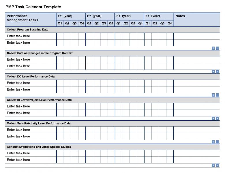 Best Photos Of Blank Task Calendar Free Printable Blank Weekly3abry