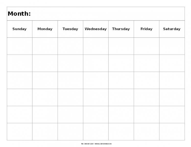 Best Photos Of Blank Workout Calendar Blank Weekly Workout 89uj