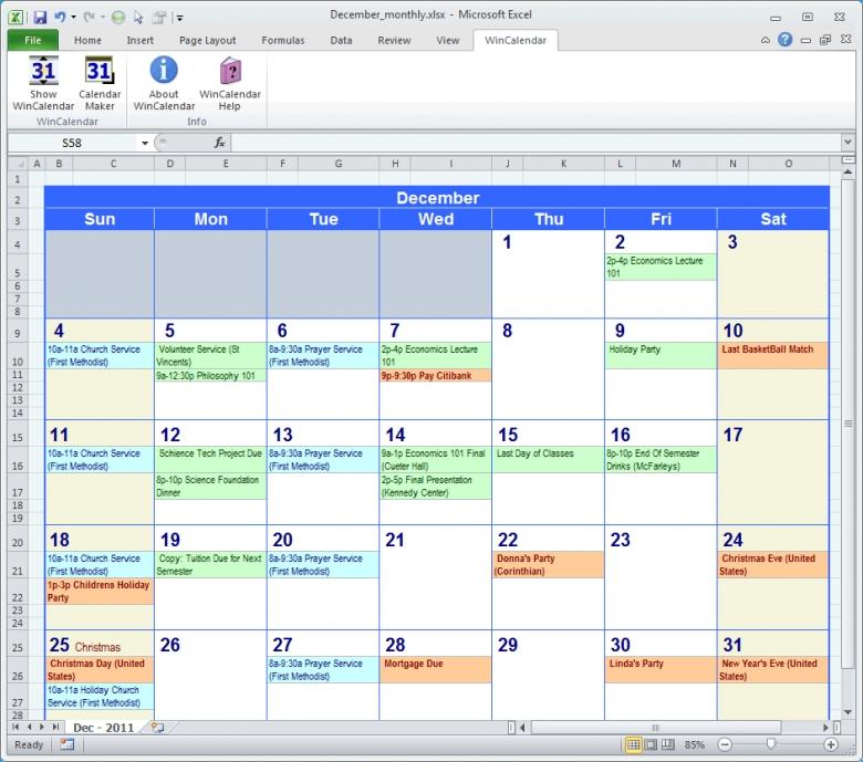 Calendar Maker Amp Calendar Creator For Word And Excel3abry