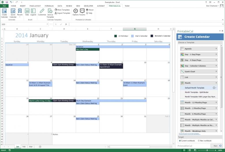 task list template free