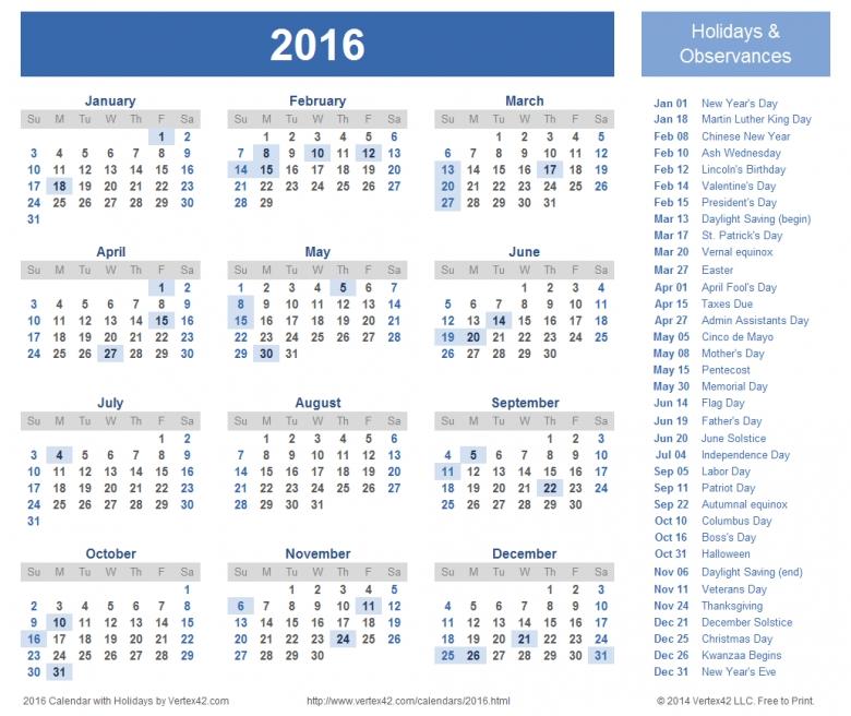 Nice 365 Day Calendar Template Pictures 2018 Year Calendar