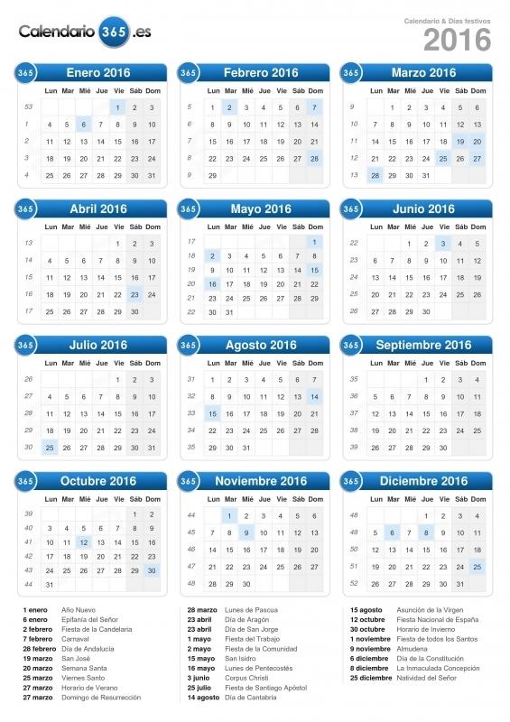 Calendario 20163abry