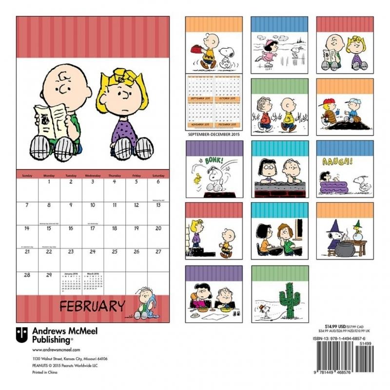 Free Printable Calendar Snoopy Calendar Printable 2016 89uj