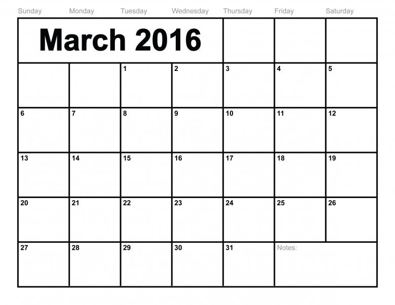 March 2016 Calendar Win Free Calendar 2017  xjb