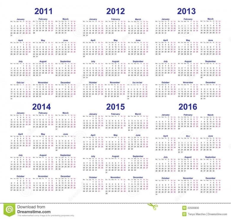Pr Calendar Template 2015 Calendar Numbered 365 Calendar Template3abry
