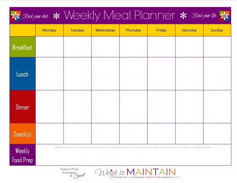 3 day calendar template - 21 day fix blank calendar printable free calendar template