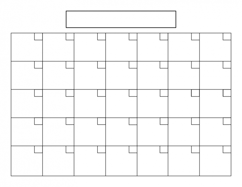 Best Photos Of Calendar Grid Template Blank Calendar Grid 89uj