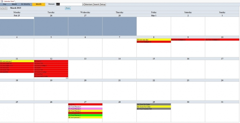 Calendar For Conference Room Calendar Template 2016 Template 89uj