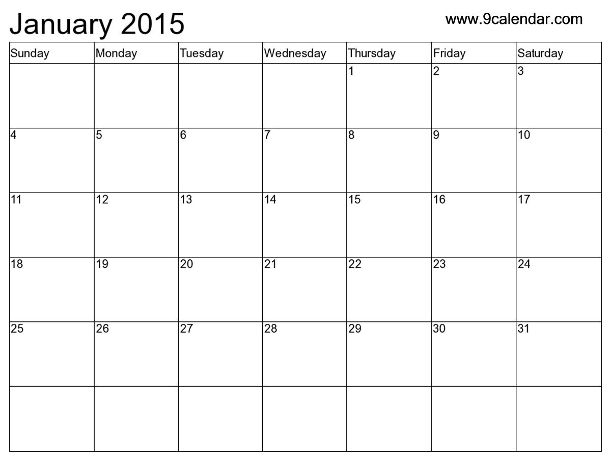 Month Calendar 2017 Printable Calendar3abry