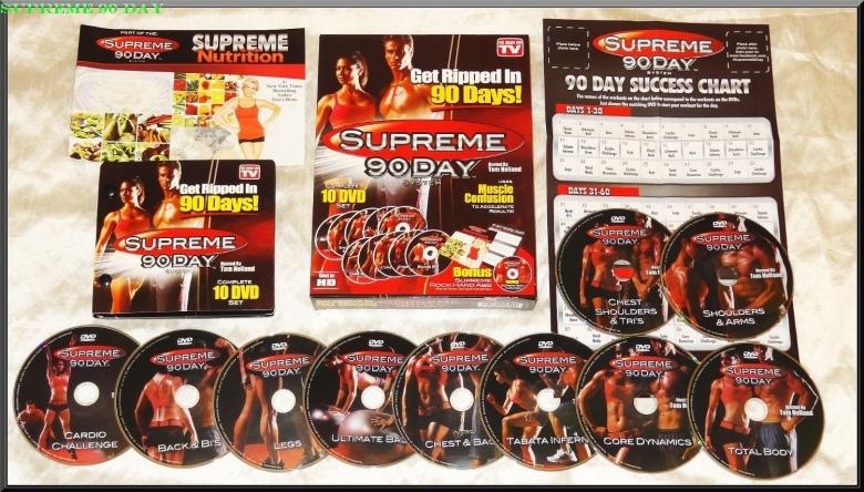 Supreme 90 Day3abry