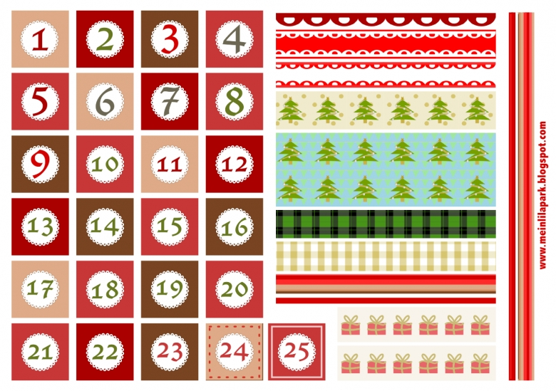 Calendar Free Clipart Numbers Clipartfest3abry