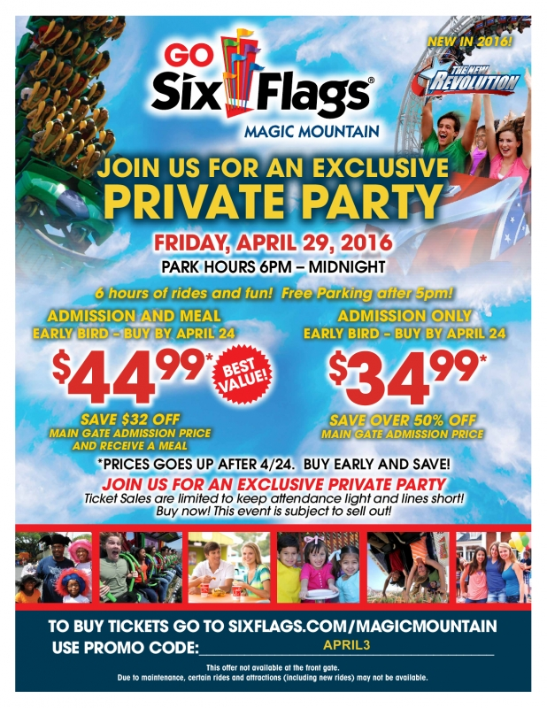 Disney On Ice And Six Flags Private Party Bcea  xjb