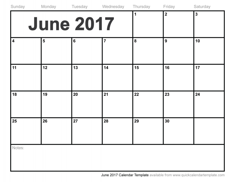June Printable Calendar 2017 Free Download Work Calendar3abry