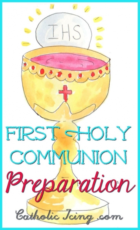 17 Best Images About First Communion Ideas On Pinterest Baptisms  xjb