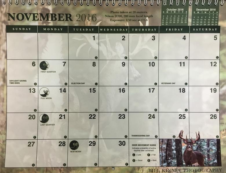 2016 Rut Forecast Legendary Whitetails3abry