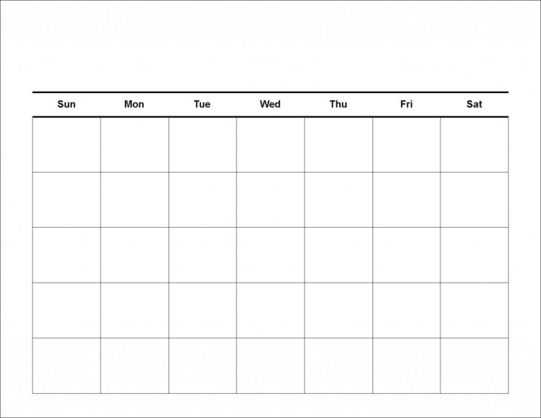 excel 3 month calendar