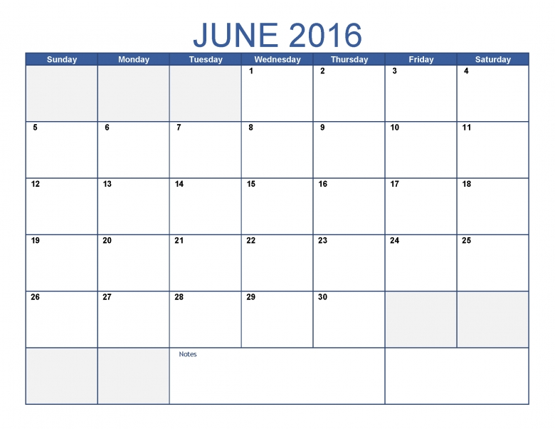June 2016 Editable Calendar Printable Calendar Templates3abry