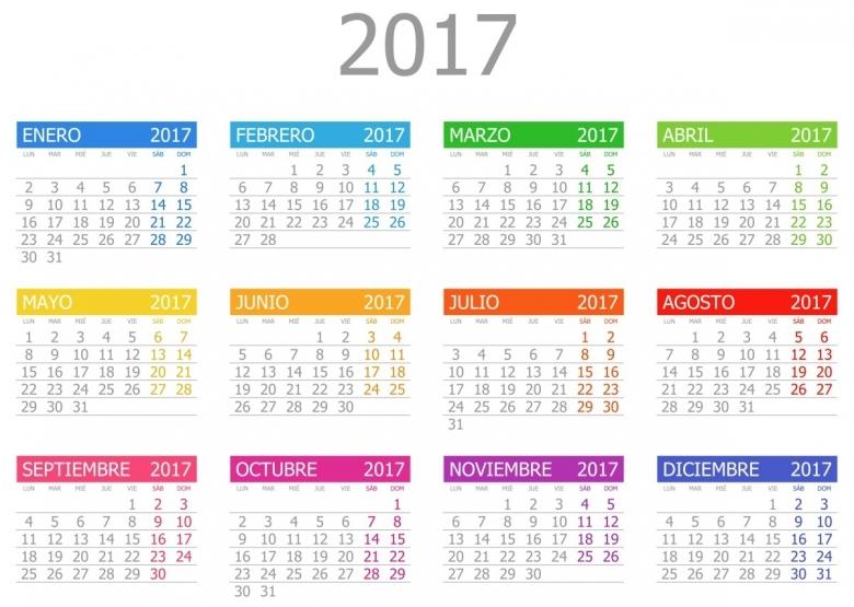 17 Mejores Ideas Sobre Calendario 2017 En Pinterest Agendas3abry