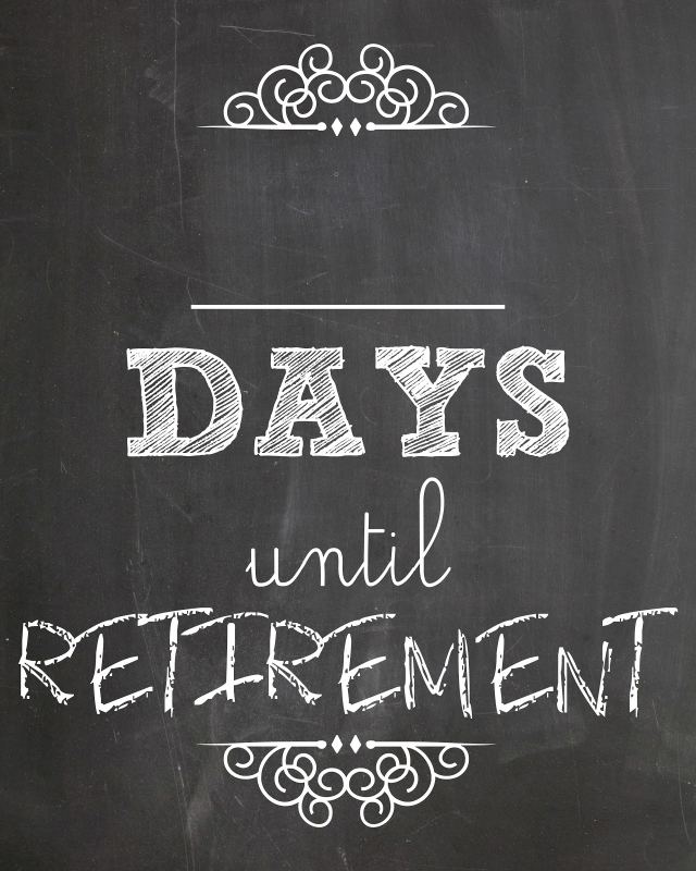 Countdown Calendar To Retirement Calendar Template3abry |size: 596 X ...