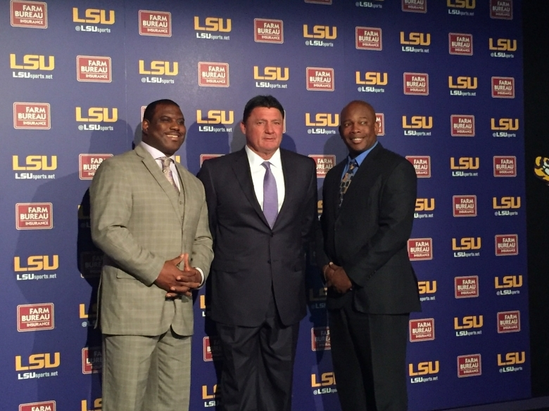 Tommie Robinson On Leaving Usc For Lsu The Sell Was Coach O3abry