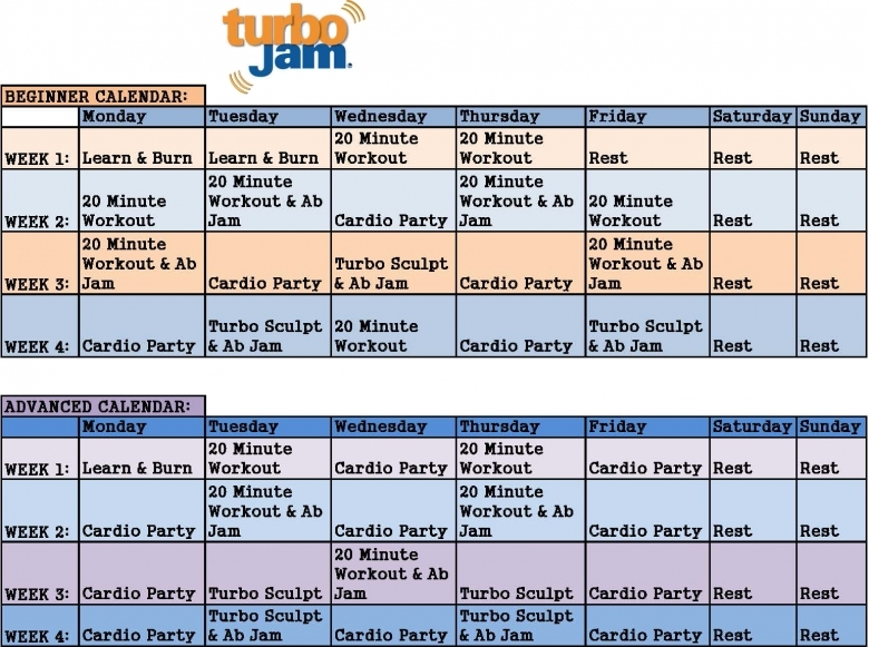 Turbo Jam Calendar I Like To Move It Move It Pinterest Best  xjb