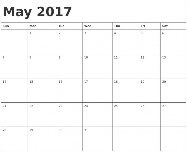 August 2017 Calendar Starting Monday Printable Editable Blank 89uj