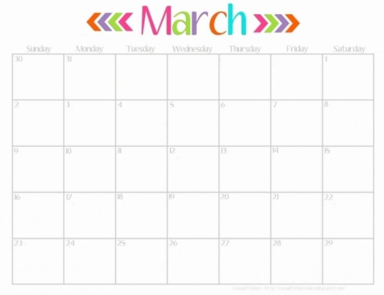 Pretty Printable Calendar 2017 Printable Online Calendar3abry