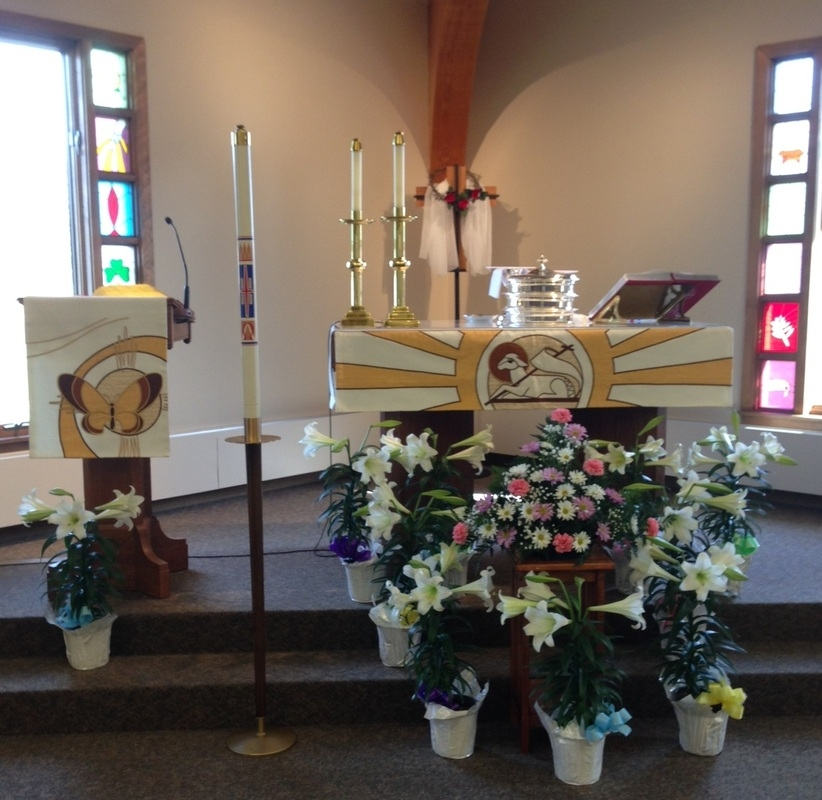 Featured Articles The Altar Guild St Paul Lutheran Church
