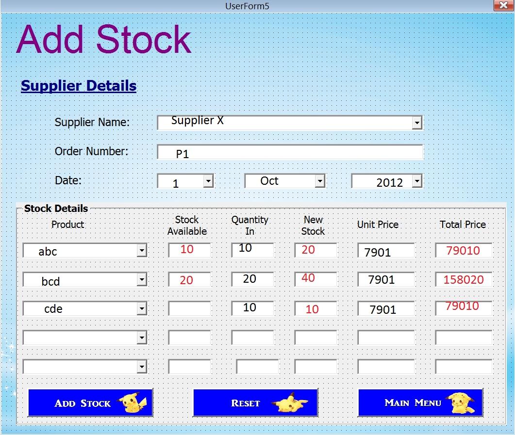 Import Userform Data To Excel Sheet Free Excelvba Help Forum 89uj