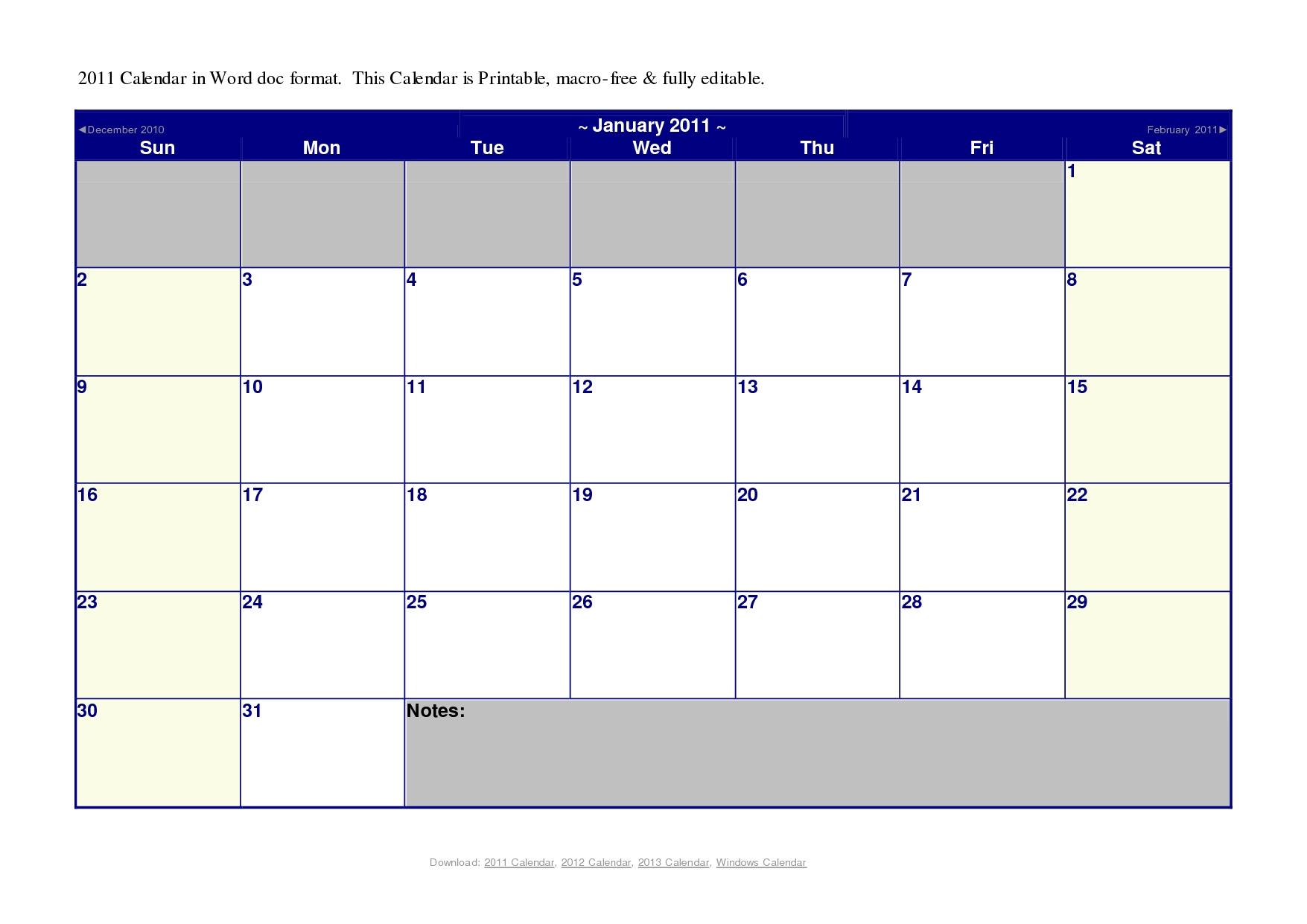 Microsoft Word Calendar Templates Hatchurbanskriptco3abry