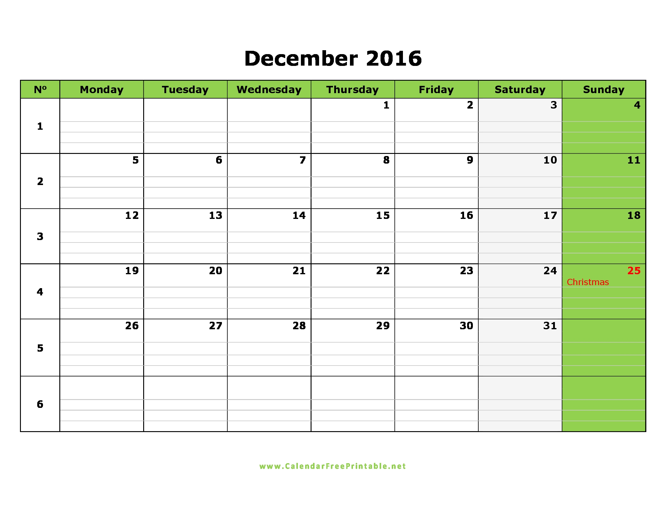 Monthly Calendar Print Out Calendar Free Printable