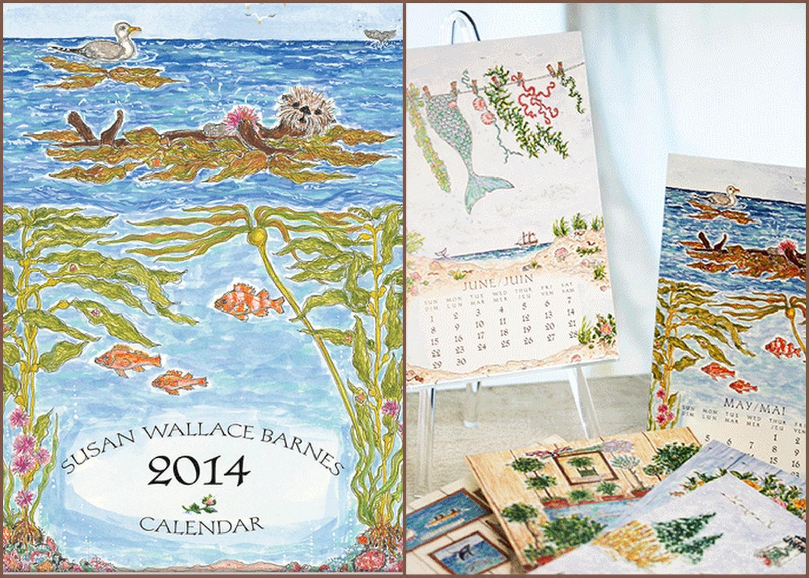Susan Wallace Calendars Calendar Template 2017 89uj
